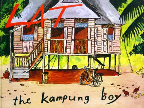 First published Kampung Boy Cover