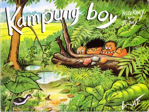 Kampung Boy YesterdayToday 1993-Cover