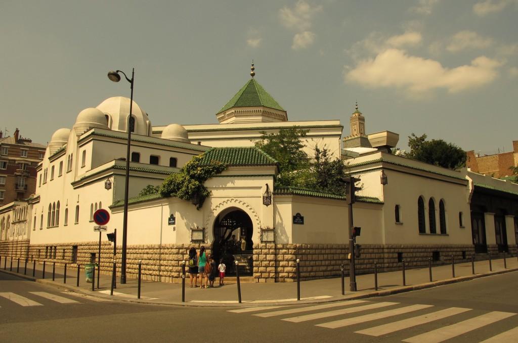 Mosquee de Paris - Nurul Rahman