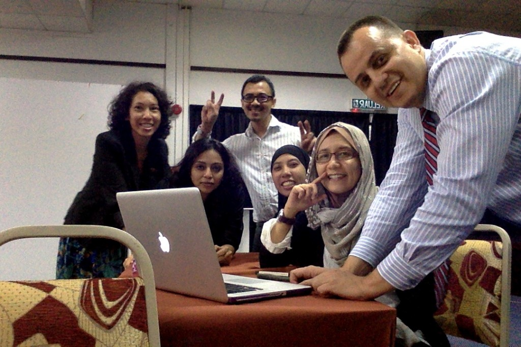 Workshop for Designing Effective Presentation