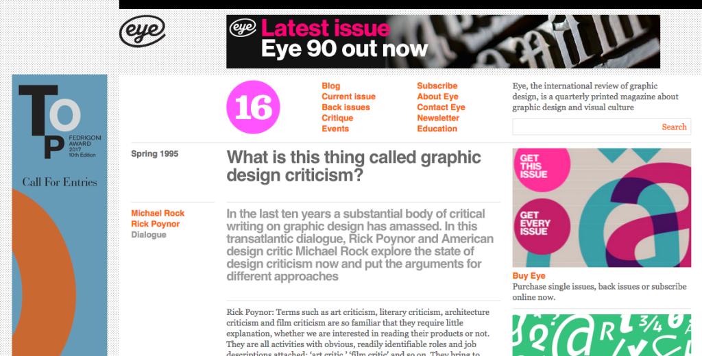 Nurul Rahman Eye Magazine captured